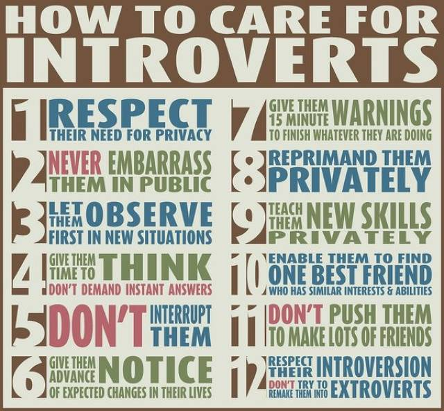 Things you should know when dating an introvert