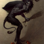 Tis the Season for a Little Krampus Flash Fiction thumbnail